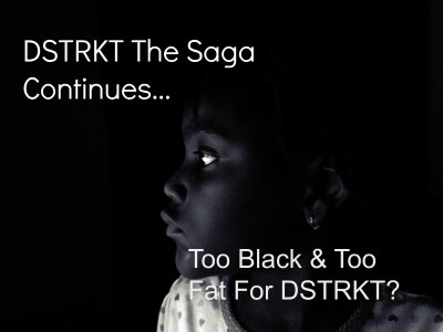 DSTRKT the saga continues ashleighsworld.com
