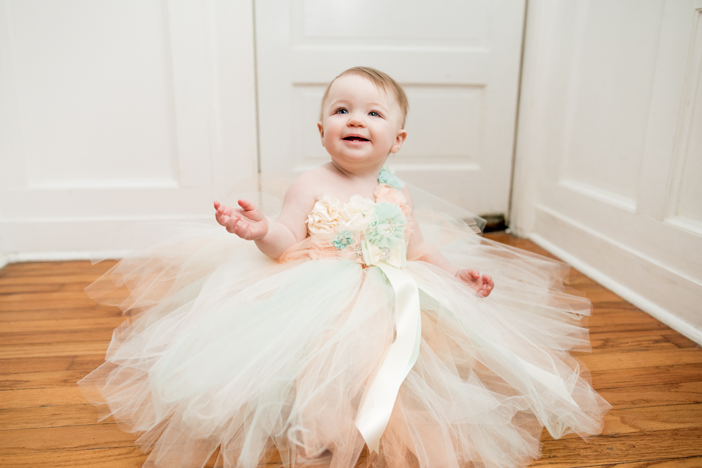 Harper Guidry 1st Birthday | Ashley Landry Photography-118