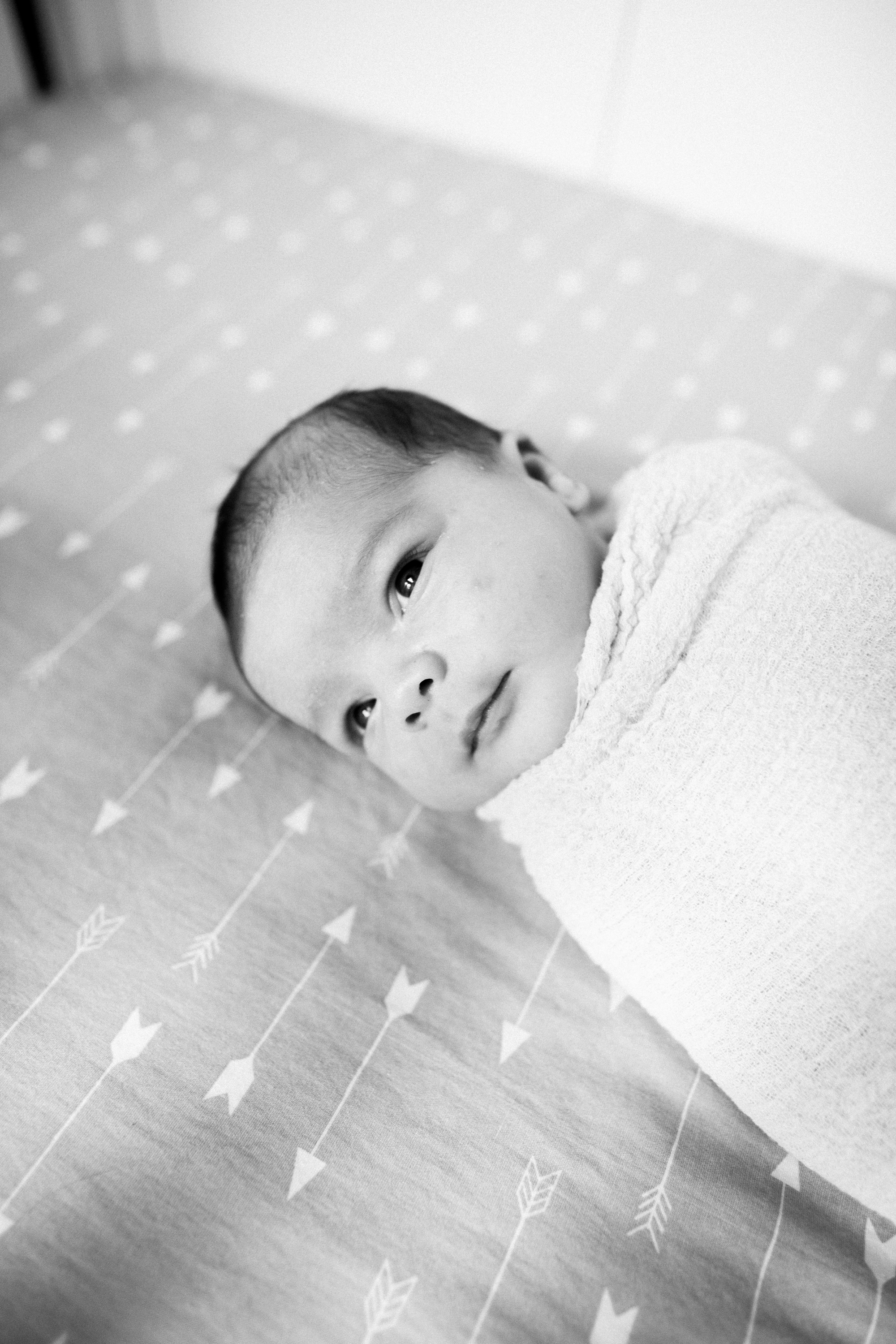 Baby Nolan | Ashley Landry Photography-213