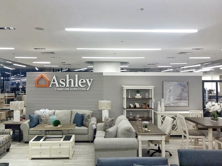 New Ashley HomeStore Opens in Muntinlupa City, Philippines