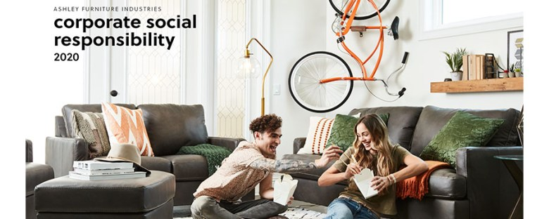 Ashley Furniture Releases First-Ever Corporate Social Responsibility Report