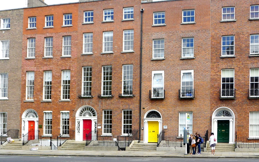 A Grand, Google-filled Weekend in Dublin's Fair City