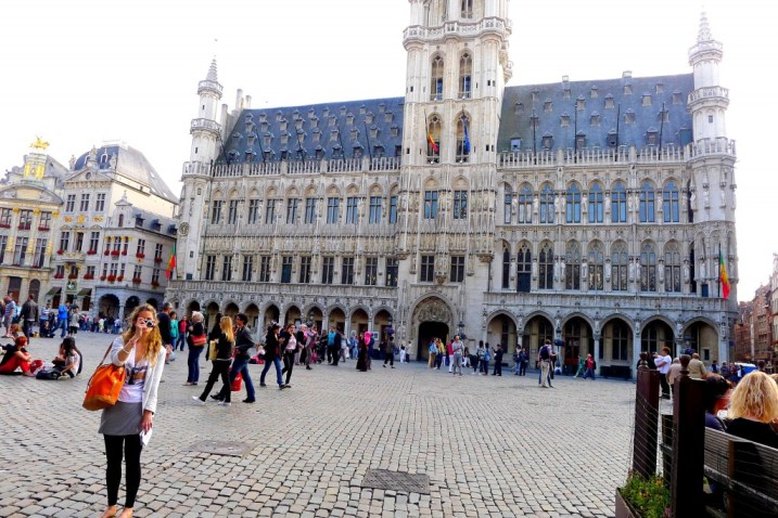 Old Town Brussels