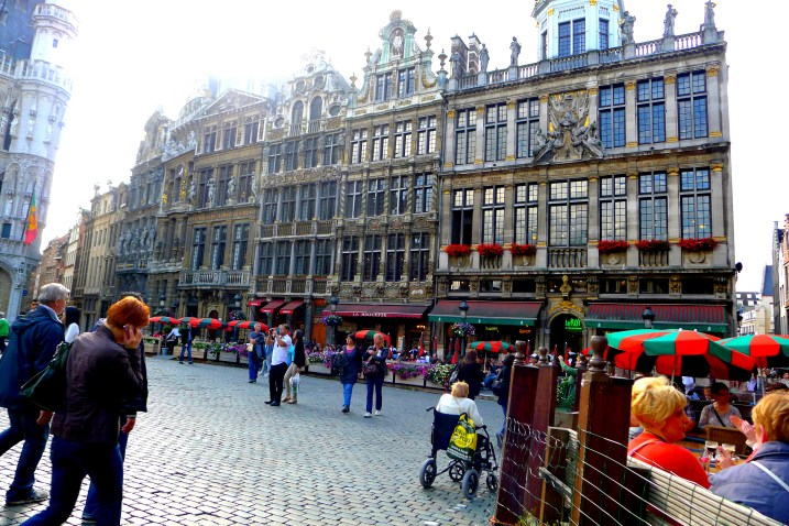 Brussels Old Town