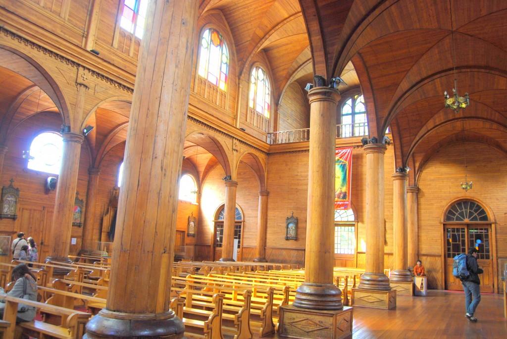 Iglesia de Castro. Castro, Chile
