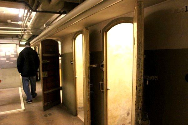 Nazi Prison