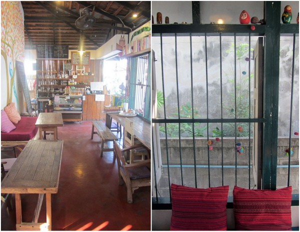 The Best Food in Chiang Mai  Birds Nest Cafe