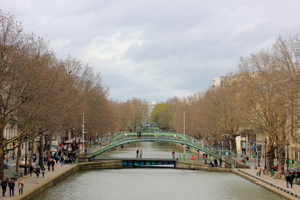 Canal Cruises in Paris: A Boat Ride on the Canal Saint Martin