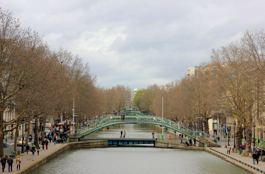 Offbeat Paris: A Guide to Paris' Canals