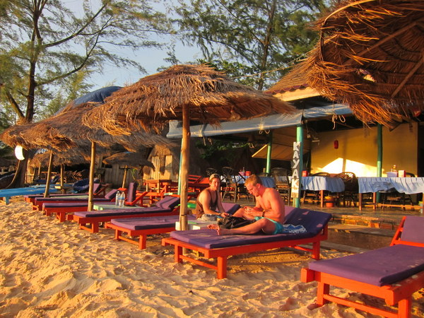 Blissing Out on Cambodia's Beaches