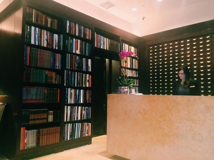 Library Hotel NYC