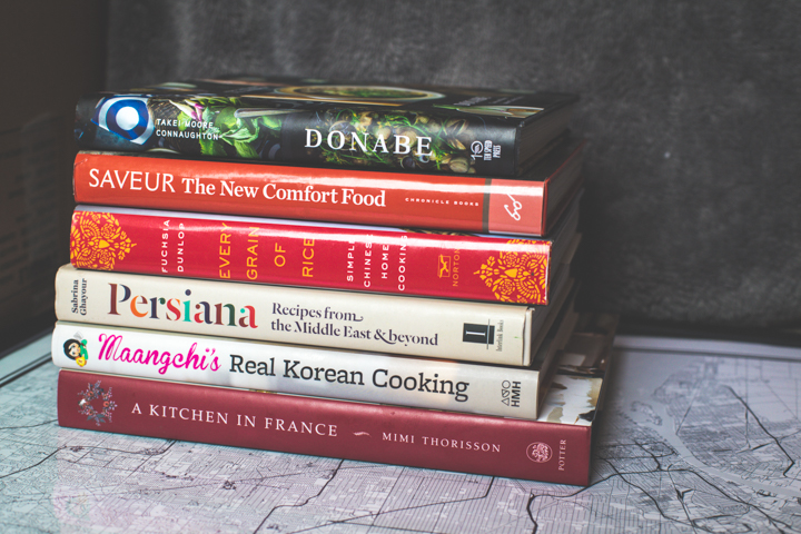 The six best cookbooks for travelers