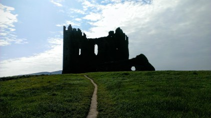Ballyberry Castle Ruins, Ireland