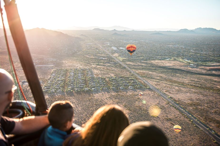 Hot Air Balloon Ride 2