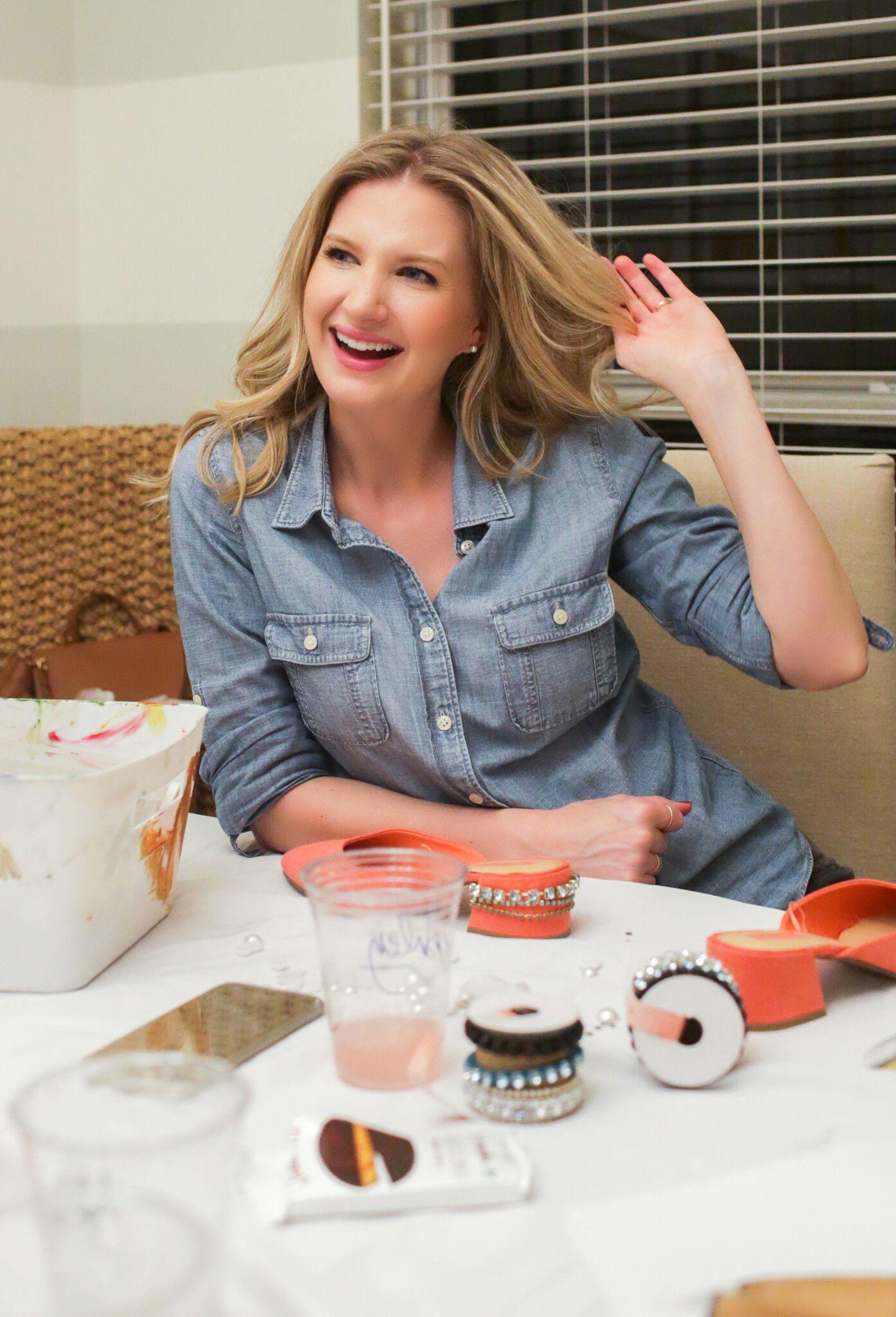 Girls Craft Night Ashley Brooke Designs