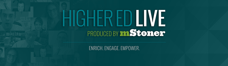Introducing Higher Ed Live Podcasts