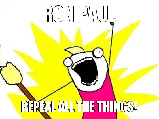 My Vagina is Destroying America or Love from Ron Paulians (2/6)