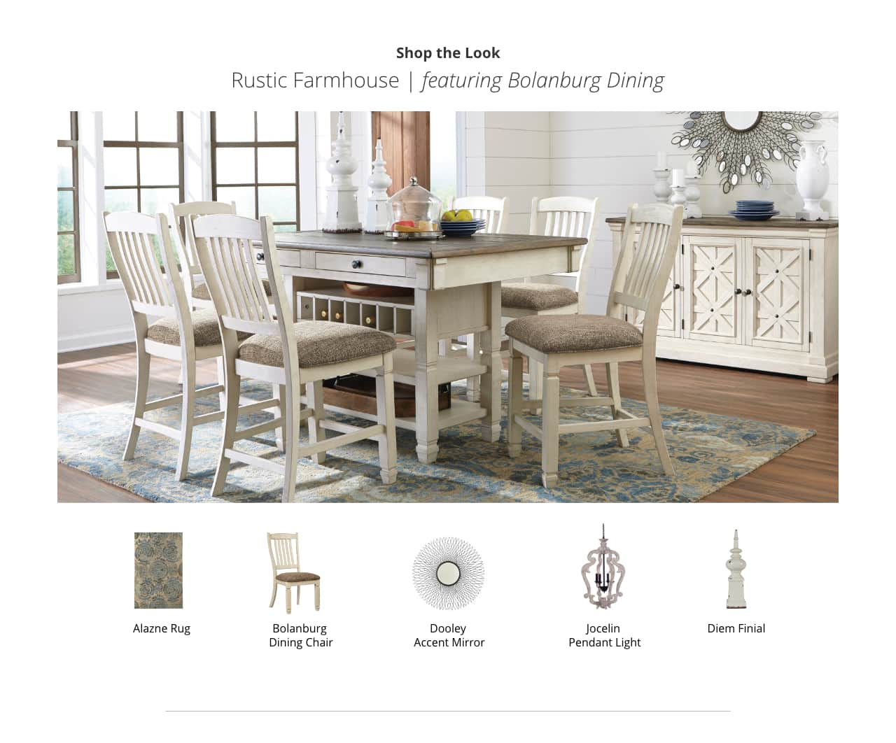 Cheap Dining Room Table And Chairs Kitchen Dining Room Furniture Ashley Furniture Homestore