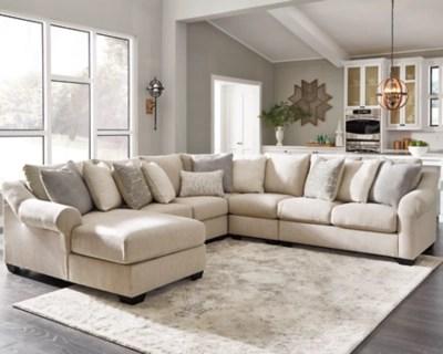 large sectional sofas ashley