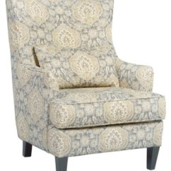 Patterned Living Room Chairs Ladder Back Cane Seat Dining Ashley Furniture Homestore Aramore Chair Large