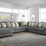Castano 5 Piece Sectional With Chaise Ashley Furniture