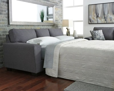 queen bed sofa walmart black covers sleeper sofas ashley furniture homestore large calion rollover