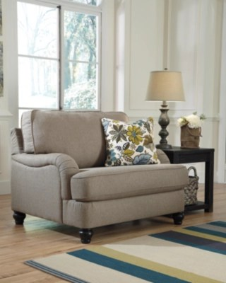 ashley hariston sofa review recliner parts oversized chair furniture homestore large