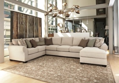 Wilcot 4 Piece Sofa Sectional Ashley Furniture Homestore