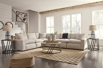 Savesto 6 Piece Sectional Ashley Furniture Homestore