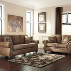 Ashley Living Room Unique Curtains For Sets Furnish Your New Home Furniture Homestore Large Larkinhurst Sofa And Loveseat Rollover