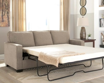 living room set with sofa bed