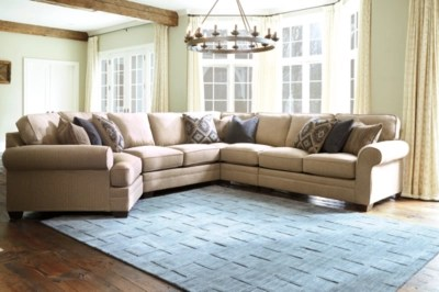 Amandine 5 Piece Sectional with Cuddler   Ashley Furniture ...