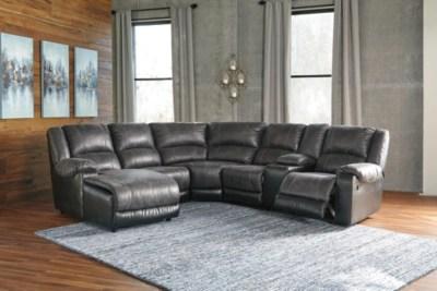 Nantahala 6Piece Sectional  Ashley Furniture HomeStore