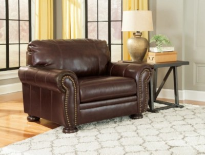 Banner Oversized Chair  Ashley Furniture HomeStore