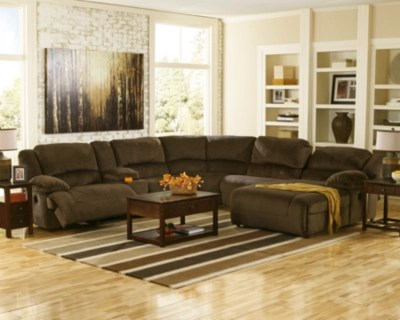 Toletta 6Piece Sectional NonPower  Ashley Furniture