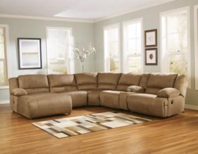 Hogan 6 Piece Sectional Ashley Furniture HomeStore