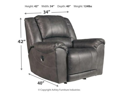 Ashley Furniture Recliner Chairs Persiphone Power Recliner Ashley Furniture Homestore