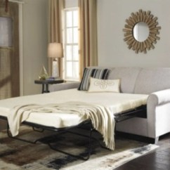 Sofa Sleeper Bed Frame Leather Italia And Loveseat Cansler Queen Ashley Furniture Homestore Pebble Large