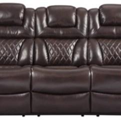 Gladiator Power Dual Reclining Sofa Reviews Ikea Leather Sofas Canada Warnerton Ashley Furniture Homestore Large