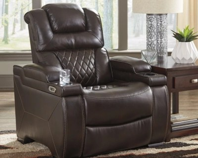Warnerton Power Recliner Ashley Furniture HomeStore