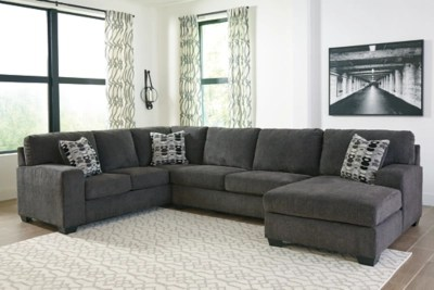 large sectional sofas ashley