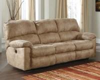 Stringer Power Reclining Sofa | Ashley Furniture HomeStore