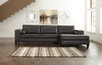 Nokomis 2Piece Sectional  Ashley Furniture HomeStore