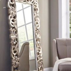 Accent Mirrors Living Room Choosing Colors For Wall Reflect Your Style Ashley Furniture Homestore Large Lucia Mirror Rollover