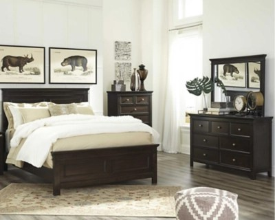 Alexee 5 Piece Queen Bedroom Ashley Furniture Homestore