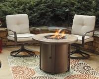 Predmore Fire Pit Table | Ashley Furniture HomeStore