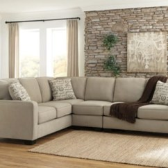 Ashley Alenya Quartz Sofa Reviews Shelter Arm Sofas 3 Piece Sectional Furniture Homestore Large