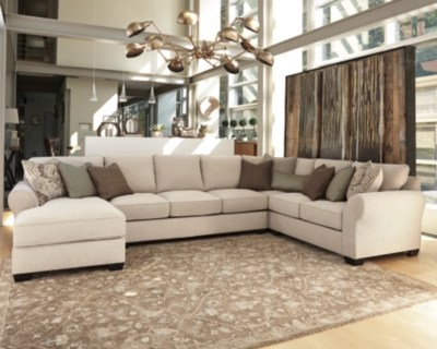 Wilcot 4 Piece Sectional With Chaise Ashley Furniture