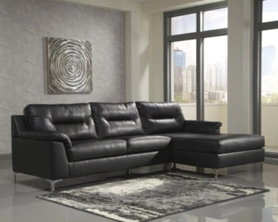 tensas 2 piece sectional with chaise