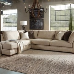Ashley Furniture Sectional Sofa Reviews Courier Collect Malakoff 2 Piece With Chaise Homestore Large